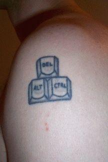 1000 ideas about Computer Tattoo on Pinterest   Cleopatra tattoo ...