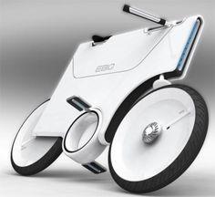 EBIQ Electric Bike Modern Future Bike Design