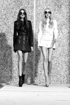 Photos of the runway show or presentation for Rachel Zoe Resort 2012 Womenswear Shows in New York. High Fashion, Fashion Beauty, Fashion Show, Fashion Trends, Rachel Zoe, Editorial Fashion, Women Wear, Street Style, Style Inspiration