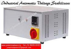 Buy best #IndustrialAutomaticVoltageStabilizers from #powerengineers.Call 9845003327.