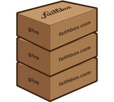 Faithbox - Give the Gift of Faithbox