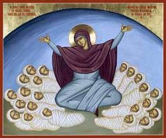 October: Pregnancy and Infant Loss Awareness Month - Orthodox Church in America Religious Icons, Religious Art, Infant Loss Awareness, Pregnancy And Infant Loss, Christian Kids, Byzantine Icons, Orthodox Icons, Verse Of The Day, Sacred Art
