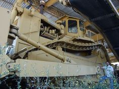Largest Bulldozer Ever | ACCO DOZER; WORLD'S BIGGEST DOZER EVER BUILT. ANOTHER DON CAMPBELL ONE ...