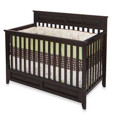 MUST HAVEEE Child Craft™ Logan Convertible Crib in Jamocha