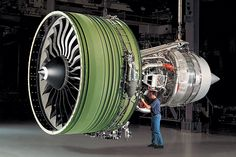 The GE90 is one of the world's most powerful jet engines. GE plans to produce 100,000 3D-printed components for the next-generation GE9X and...