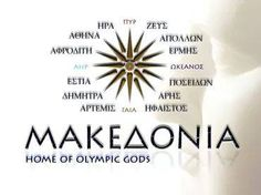 ''THERE IS ONLY ONE MACEDONIA AND IS GREEK