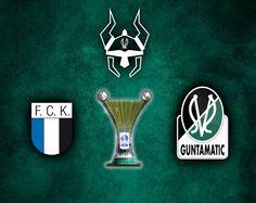 Die SV Guntamatic Ried trifft heute in der 1 Cup Runde auf den FC Kufstein! Gespielt wird in der Kufstein Arena. Anstoß ist um 19:00h. Das Ziel der Wikinger ist klar- Aufstieg in die 2 Runde Vikings, Goal, Circuit