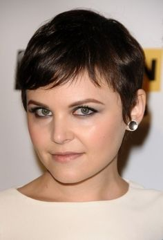 7 Ways To Style A Pixie Haircut, As Modeled By Ginnifer Goodwin ...