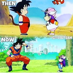 Then or now? credit: @dbzteam please give credit if reposted thanks Follow: @dbz.go for more hot content! stay saiyan! Your Opinion Is Important: Leave A Comment