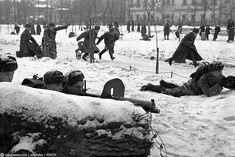 История и современность - Прогулка по Москве 1941 года