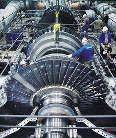 (Turbine Machinery Rotor)