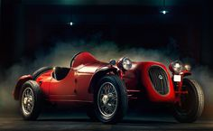 Lancia Astura 1932 by Amar Kakad, via Behance