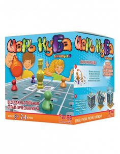 Настольная Игра Царь Куба PlayLab