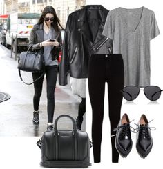Blendingtwostyles - #549 van stylishtwinsst met genuine leather...
