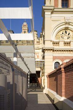 Estação da Luz / Museu da Língua Portuguesa  — Pedro e Paulo Mendes da Rocha