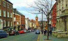 Shipquay Street, Derry, Ireland