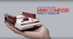 If the west has the mini NES, Japan has a mini Famicom.