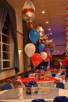 Nautical Mickey Mouse Themed  Birthday party