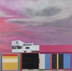 julie langsam Utopian Structures modern art