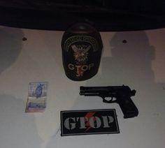 Foto: PMDF/internet/reprodução.     Na madrugada de hoje (27), por volta de 2h, policiais do Gotp ...