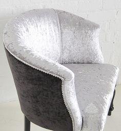 Tub Chair Flute Leg / Tub Chair Flute Leg / Dutch Connection