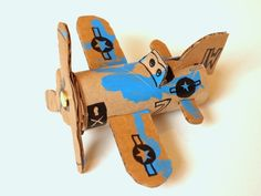 Avions en rouleaux de carton   Planes - Dusty Crophopper, Skipper