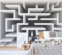 Wallpapers have been around for a long time but now the options are so much more and varied that it can change the whole appearance of your house. Everything, Shelves, House Design, Wallpapers, Change, Home Decor, Shelving, Decoration Home, Room Decor