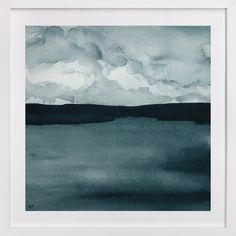 A Hushed Evening by Renée Anne at minted.com