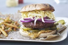 Brooklyn Hamburger