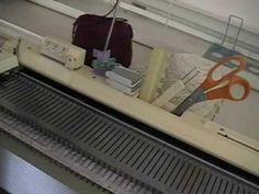 Knitting Machine Set Up Part 2