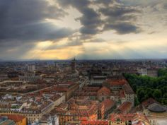 """La Torino sotterranea - Bella """"Turin"""", capoluogo del Piemonte e prima capitale d'Italia dal 1861 al 1865."""