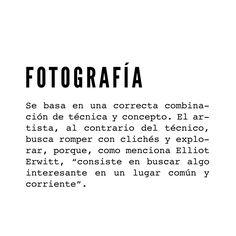 ✔ fotografía
