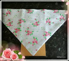 Check out this item in my Etsy shop https://www.etsy.com/uk/listing/280251018/medium-dog-bandana-slip-over-collar