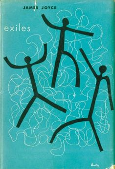 exiles by James Joyce - Alvin Lustig