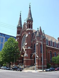 Alabama | St. Paul Catholic Cathedral in Birmingham, AL - From your Trinity Stores crew.