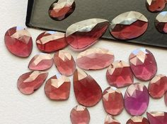 Garnet  Garnet Loose Gemstones Faceted Garnet by gemsforjewels