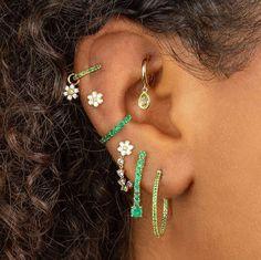 Ear Cuff No Piercing, Leaf Ear Cuff Silver, Conch Earring, Gift for Women , Olive Branch Ear Cuff for Unpierced Ears - Custom Jewelry Ideas Ear Jewelry, Cute Jewelry, Body Jewelry, Jewelry Accessories, Jewlery, Jewelry Ideas, Trendy Accessories, Hippie Jewelry, Jewelry Trends