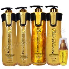 Salon Paola, Keratin Brazilian Treatment Gold Honey Bio Kc Cure 32 Oz Kit Formaldehyde Free Contains Argan Oil Smoothing - Buy Now only $515.00  for 1 Items Available In Stock - Usually ships in 1-2 business days