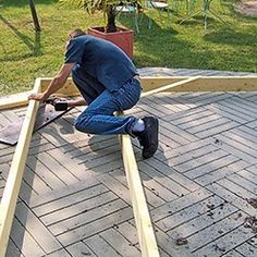 Build your own wooden extension