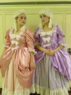 Cinderella's Stepsisters by seams-unusual on DeviantArt Into The Woods Musical, Cinderella Stepsisters, Costume Design, Harajuku, Deviantart, Costumes, Jr, Wicked, Google