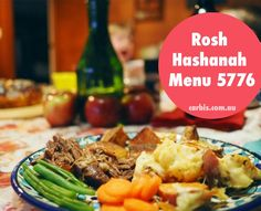 rosh hashanah dinner guide