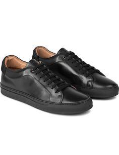 a56da64bfbe9e Paul Smith Black Basso Nero Sneakers Men s Footwear