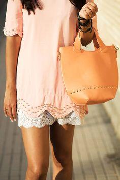 Pink Dress  by Sissy à La Mode