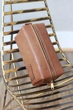 W E L C O M E TO N A T U R A L S H E E P S K I N  Are you looking for a perfect gift for your man? Or maybe you are the man looking for a stylish bag?  Do you like the gifts that are practical and useful and at the same time will present itself tastefully and stylishly?  - 100% real Premium Leather - 100% handmade - Heavy Duty zipper - Black waterproof nylon inside This handmade, unique, personalized shaving bag is made just for you!  Please send the initials in first, last format to be…