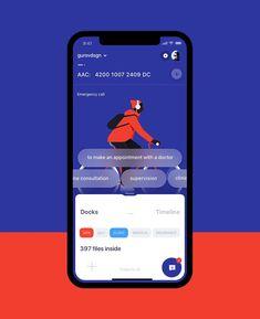 66 Ideas Medical Website Design Mobile App For 2019 Design Websites, Online Web Design, Web Design Tips, Web Design Services, Web Design Company, Ui Design Mobile, Ios App Design, Interface Design, User Interface