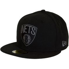 New Era NBA Tonal Cap Brooklyn Nets New Era 59fifty d90b393240c9