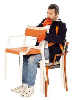 philippe starck: PLAY for dedon and flos