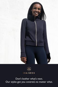 Our TECH MERINO CARDIGAN pairs perfectly with our matching ICONIC ZIP PANTS! Travel And Leisure, Elegant, Make You Smile, Tech, Pairs, Zip, How To Make, Jackets, Outfits