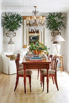 Superbe See This New Orleans Ranchu0027s Classic Country Makeover. Dining Room ...