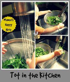 Tot in the Kitchen - httpwww.mamashappyhive.com